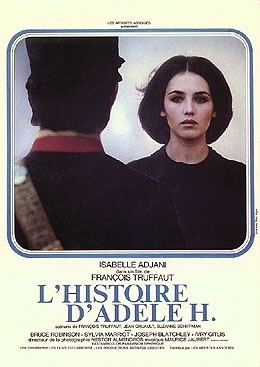 La locandina di Adele H., una storia d'amore