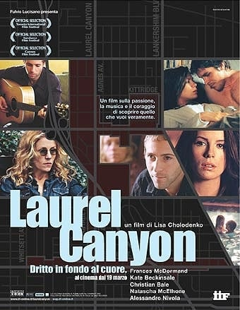 La locandina di Laurel Canyon