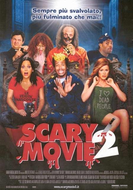 La locandina di Scary Movie 2
