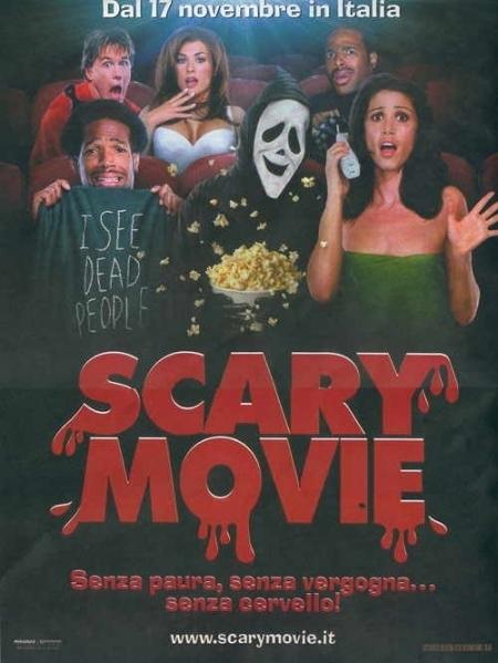 La locandina di Scary Movie