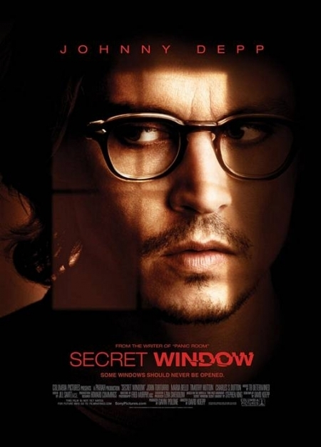 La locandina di Secret Window