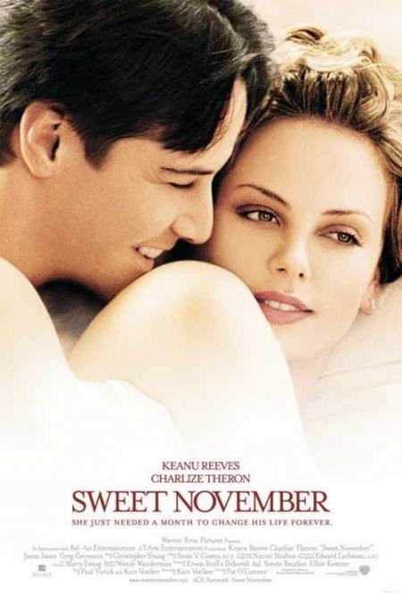 La locandina di Sweet November - Dolce novembre