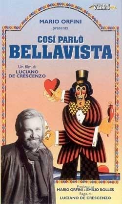 La locandina di Così parlò Bellavista