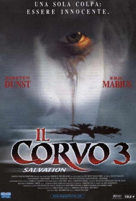 La locandina di Il corvo 3 - Salvation