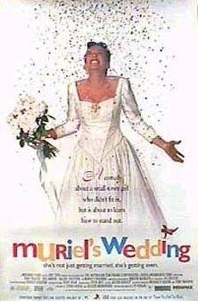 La locandina di Le nozze di Muriel