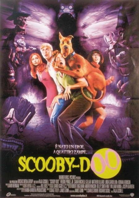 La locandina di Scooby Doo