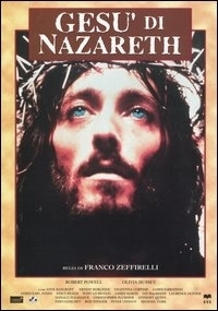 La locandina di Gesù di Nazareth