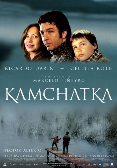 La locandina di Kamchatka