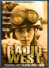 La locandina di Radio West - fm 97