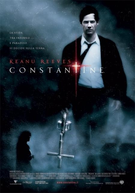 La locandina di Constantine