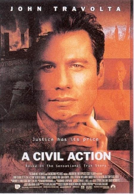 La locandina di A Civil Action