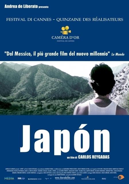 La locandina di Japón