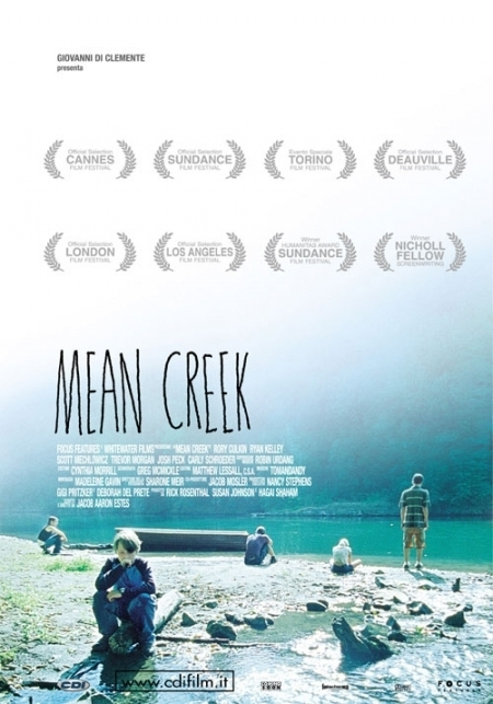 La locandina di Mean Creek