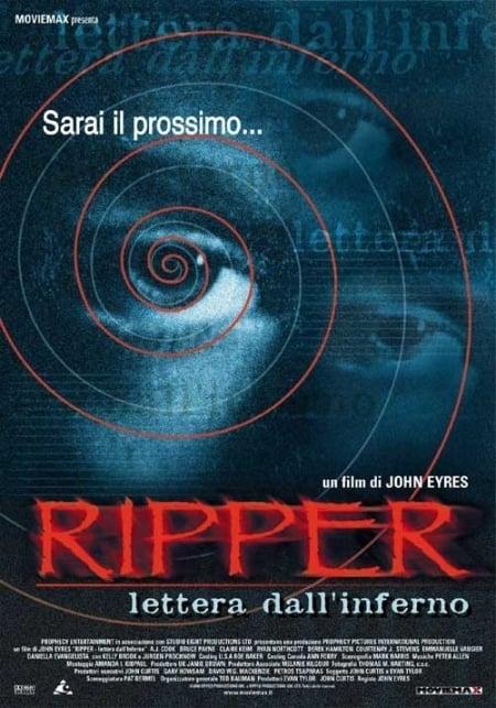 La locandina di Ripper - Lettera dall'inferno