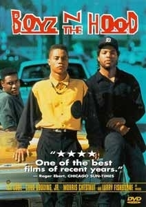 La locandina di Boyz'n the hood - strade violente