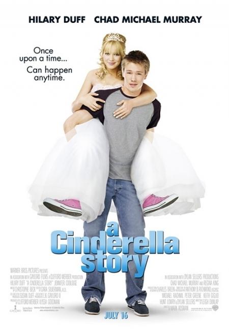 La locandina di Cinderella Story