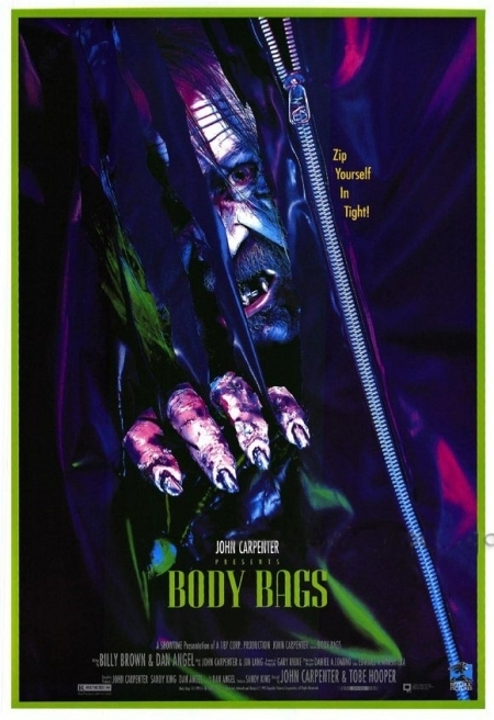 La locandina di Body bags - Corpi estranei