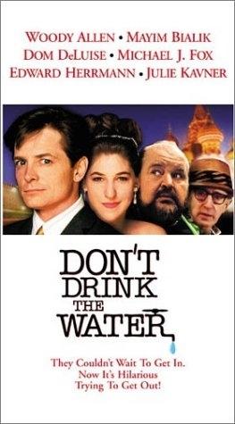 La locandina di Don't Drink the Water