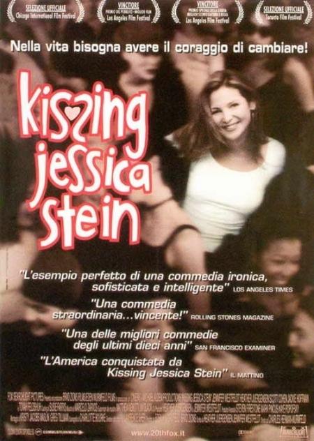 La locandina di Kissing Jessica Stein