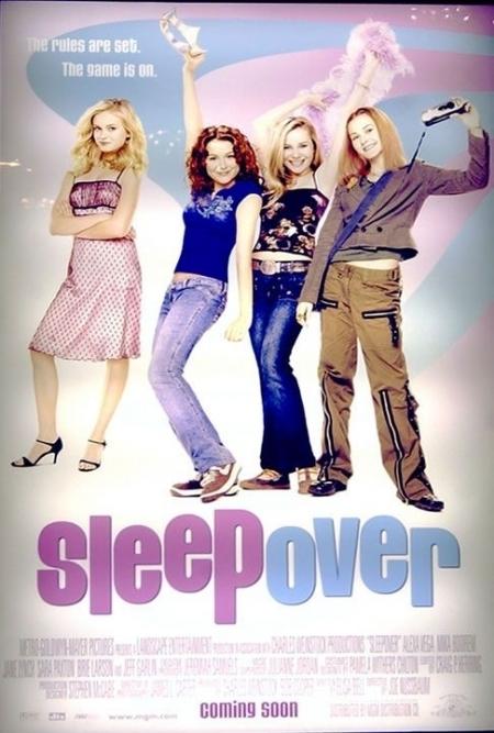 La locandina di Sleepover