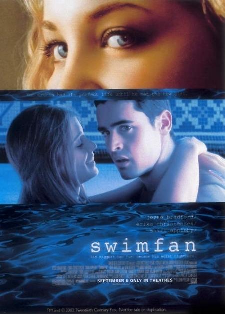 La locandina di Swimfan - la piscina della paura