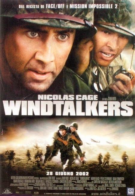 La locandina di Windtalkers