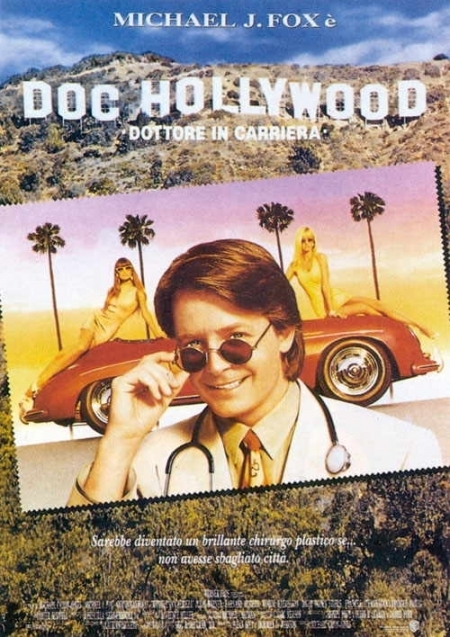 La locandina di Doc Hollywood - Dottore in carriera