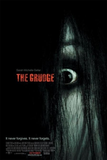 La locandina di The Grudge