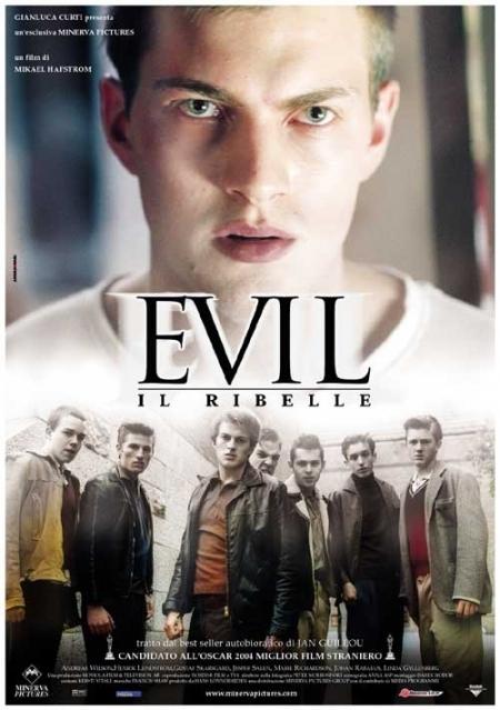 La locandina di Evil