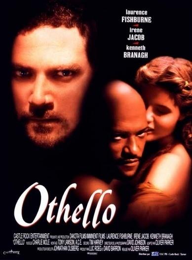 La locandina di Othello