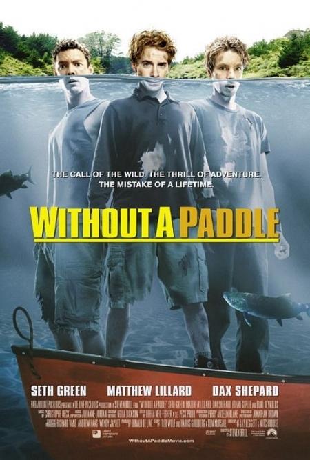 La locandina di Without a Paddle