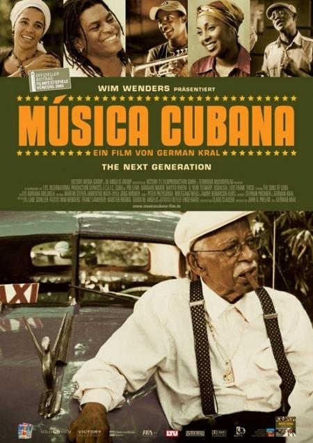 La locandina di Musica cubana
