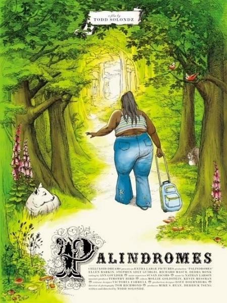La locandina di Palindromes