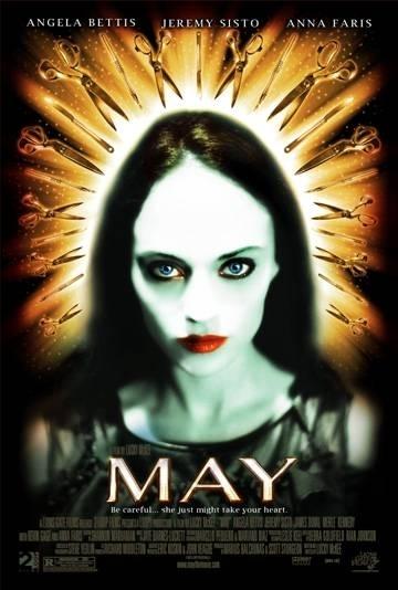 La locandina di May