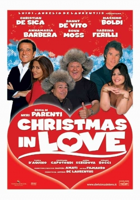La locandina di Christmas in love