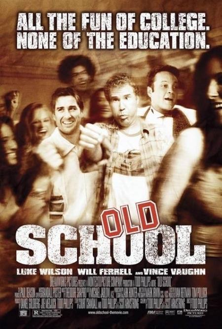 La locandina di Old School
