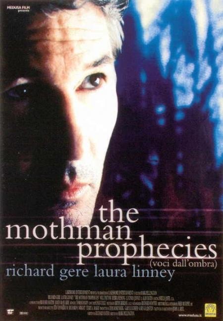 La locandina di The Mothman Prophecies - voci dall'ombra