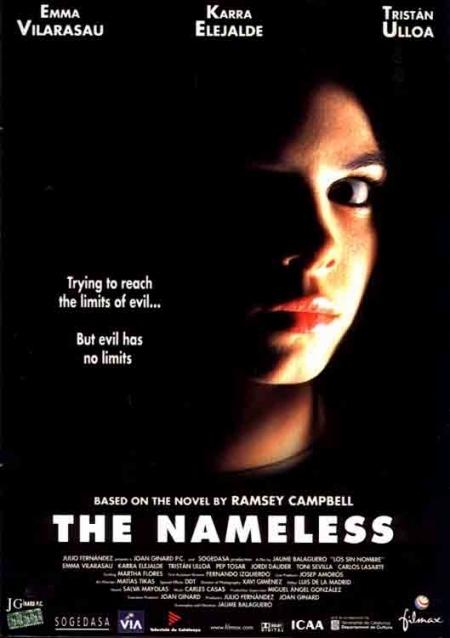 La locandina di Nameless - entità nascosta