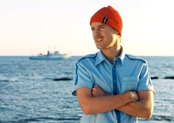 Owen Wilson in una scena di Le avventure acquatiche di Steve Zissou