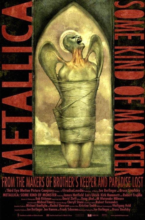 La locandina di Metallica: Some Kind of Monster