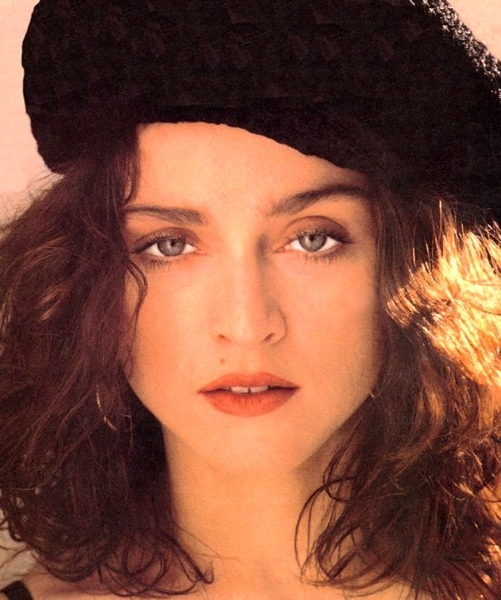 Madonna in una foto del 1989