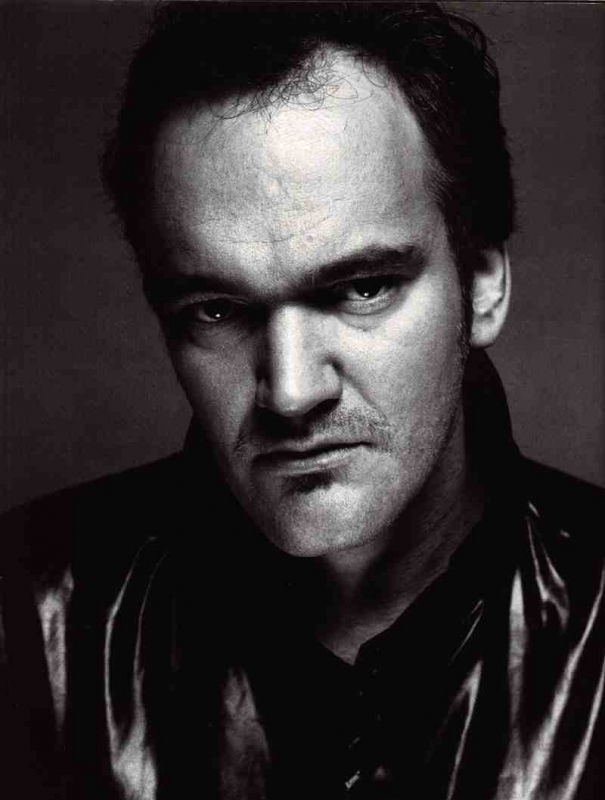 il regista americano Quentin Tarantino