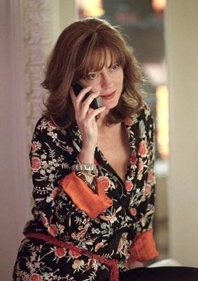 Susan Sarandon in una scena di Alfie