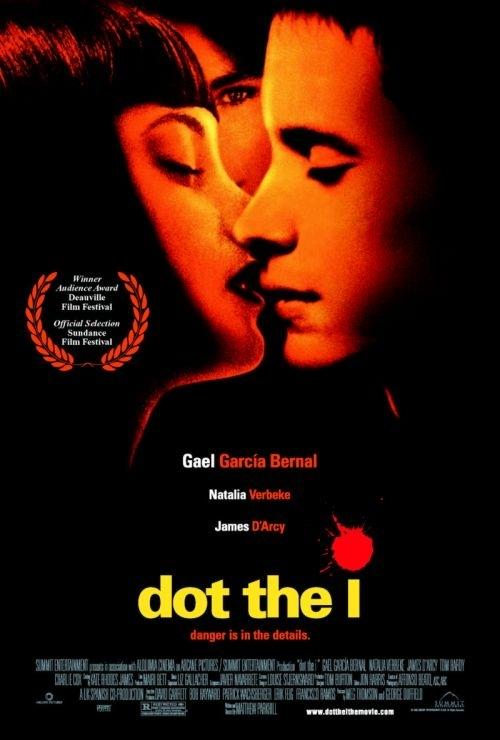 La locandina di Dot the I