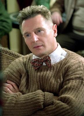 Liam Neeson in una scena del film Kinsey