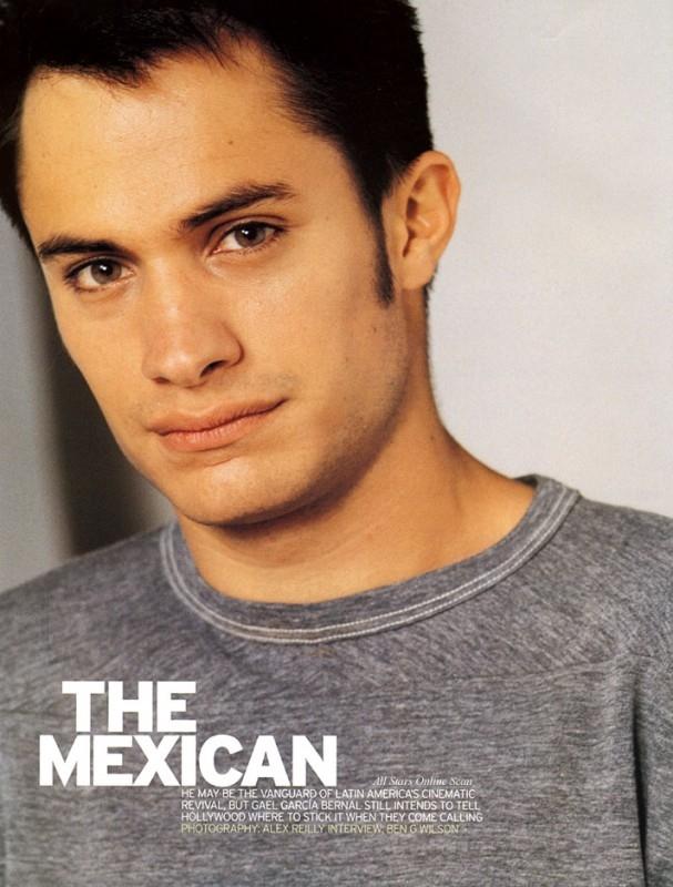 Gael Garcia Bernal - l'attore è nato in Messico il 30 novembre del '78 sotto il segno del Sagittario