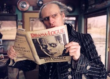 Jim Carrey in una scena di Lemony Snicket - Una serie di sfortunati eventi