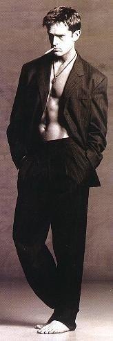 un sexy ritratto di Rupert Everett