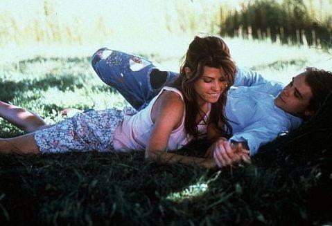 Marisa Tomei e Nick Stahl in In The Bedroom
