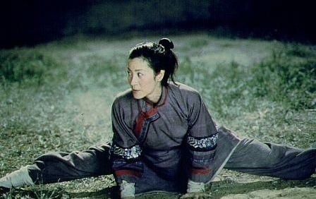 Michelle Yeoh in La tigre e il dragone